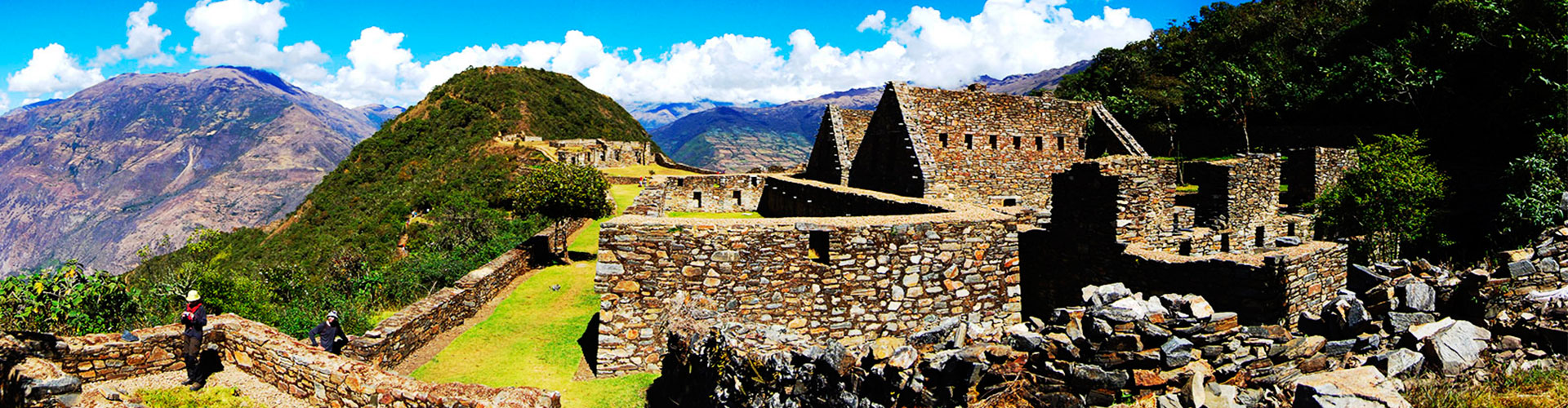 Choquequirao Trek To Machu Picchu 8D/7N
