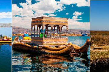 Lake Titicaca 2D/1N