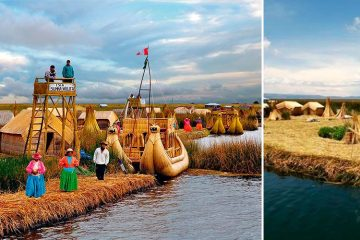 Lake Titicaca Full Day