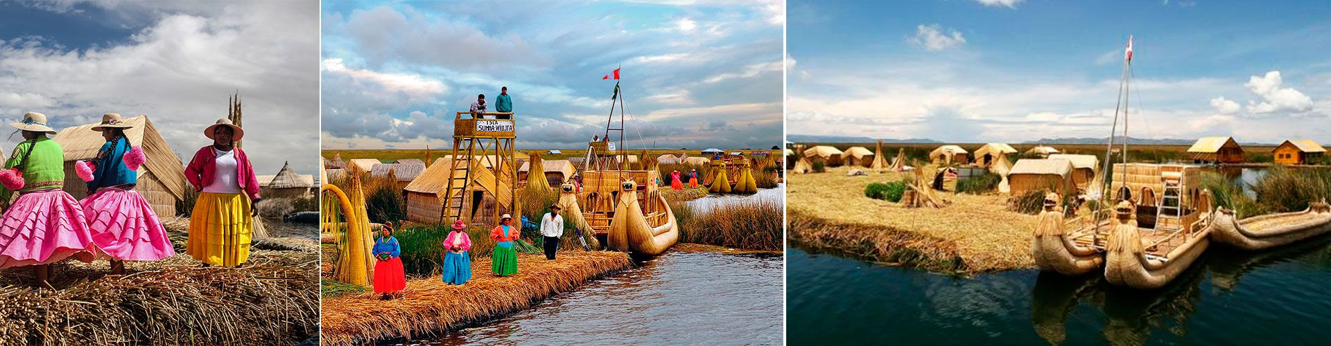 Lake Titicaca Full Day