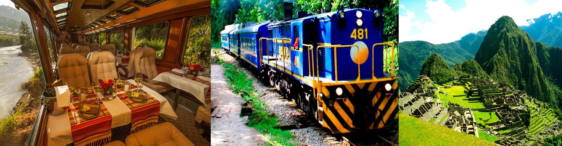 Machu Picchu By Train 2D/1N