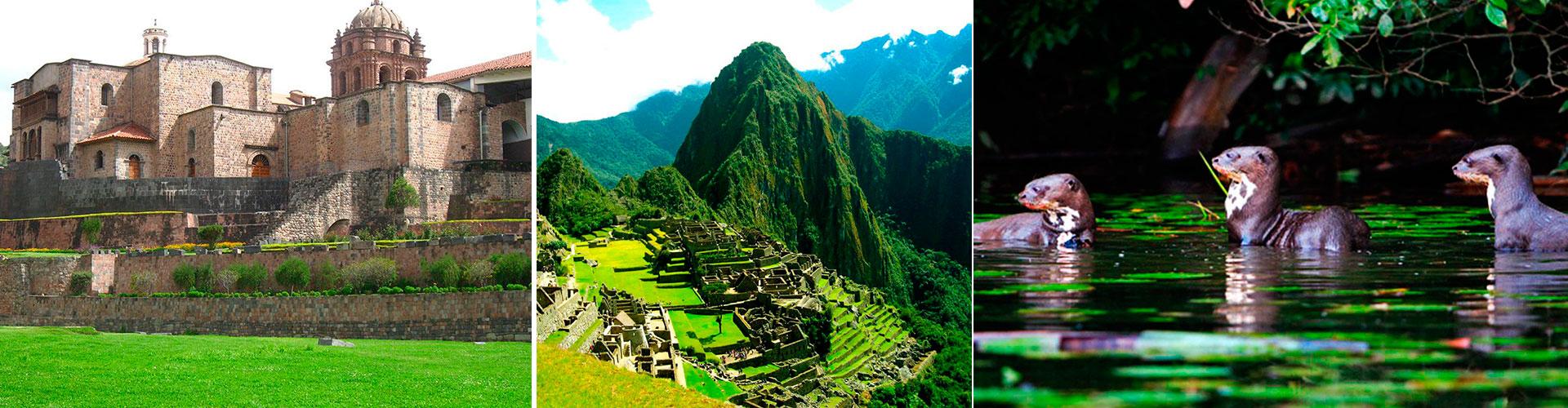 Cusco Machu Picchu Puerto Maldonado 7D/6N