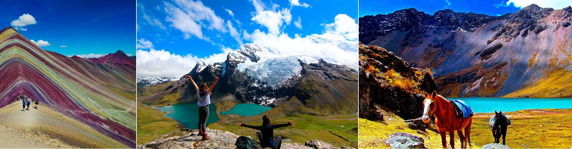 Ausangate + Rainbow Mountain 6D/5N Challenge