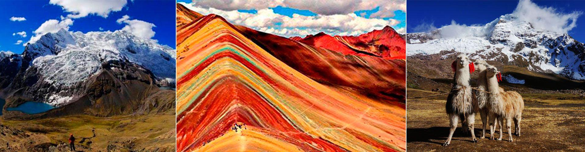 Ausangate + Rainbow Mountain Trek 7D/6N Soft