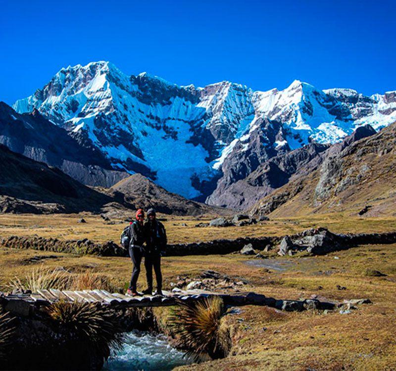Ausangate Trek 4 Days 3 Nights Andean Hikers Peru
