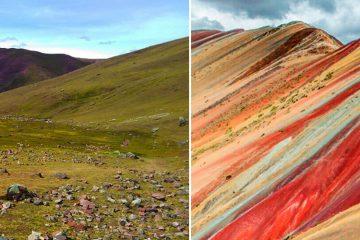 Rainbow Mountain Trek Full Day