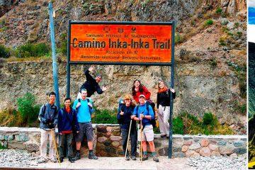 Inca Trail to Machu Picchu 2D/1N