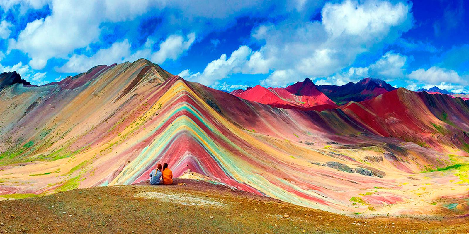 Rainbow Mountain Trek 4D/3N